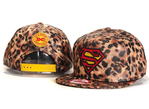 Super Man Snapback Hat 15